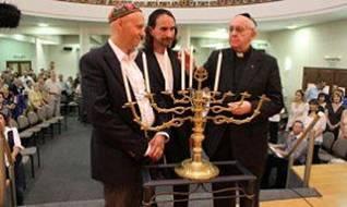 Horhe Mario Bergoljo sinagogā