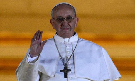Franciskss I jeb Horhe Mario Bergoljo