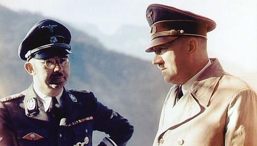 Henrijs Himlers un Ādolfs Hitlers