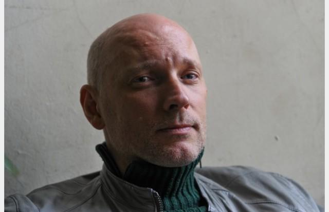 Alvis Hermanis (Jaunā Rīgas teātra galvenais režisors)