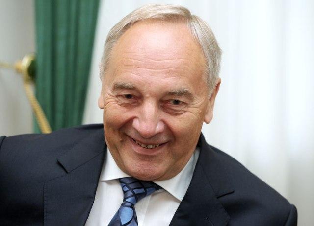 Andris Bērziņš (politiķis, LR prezidents)