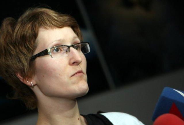 Beata Galzone (LNO Juridiskās un personāla daļas vadītāja)
