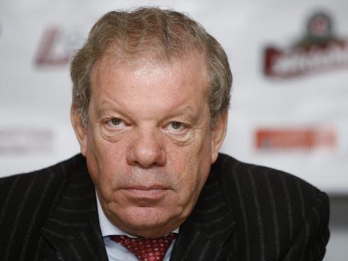 Kirovs Lipmans (AS «Grindeks» valdes priekšsēdētājs)