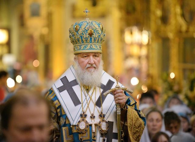 Pareizticīgo patriarhs Kirils