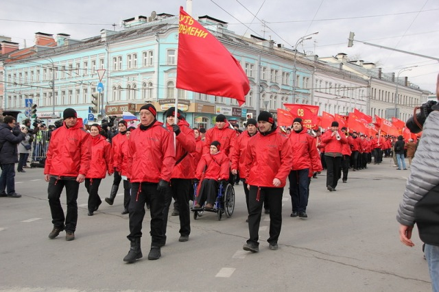 Komunistu_gajiens1
