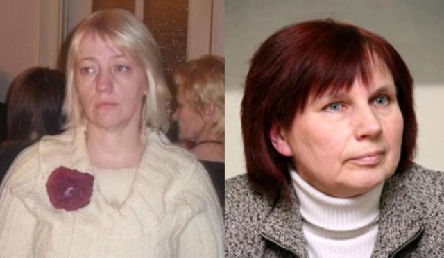 Sandra Grigorjeva, Laila Rieksta-Riekstiņa