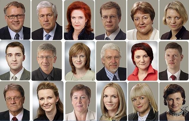 Bērnu maitāšanas atbalstītāji: Arvils Ašeradens (VIENOTĪBA), Dzintars Ābiķis (VIENOTĪBA), Solvita Āboltiņa (VIENOTĪBA), Einārs Cilinskis (VL-TB/LNNK Saeimas frakcijas vadītājs (!)), Ilma Čepāne (VIENOTĪBA), Lolita Čigāne (VIENOTĪBA), Kārlis Eņģelis (RP), Andrejs Judins (VIENOTĪBA), Zanda Kalniņa-Lukaševica (RP), Ojārs Ēriks Kalniņš (VIENOTĪBA), Daina Kazāka (RP), Vilnis Ķirsis (RP), Atis Lejiņš (VIENOTĪBA), Inese Lībiņa-Egnere (RP), Līvija Plavinska (VIENOTĪBA), Elīna Siliņa (RP), Ilze Vergina (VIENOTĪBA), Ilze Viņķele (VIENOTĪBA)