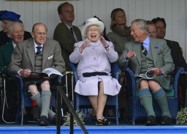 Lielbritānijas karaliskā ģimene