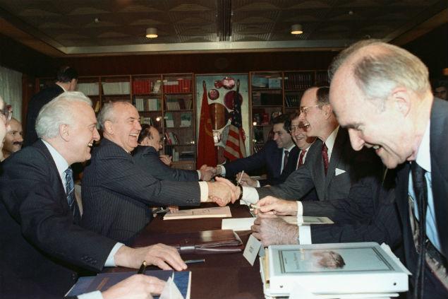 PSRS un ASV Maltas tikšanās 1988.gadā