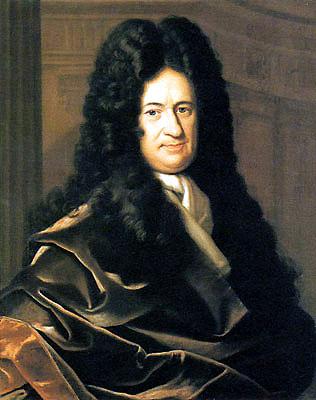 Gotfrīds Vilhelms fon Leibnics