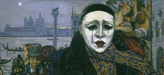 """Iļja Glazunovs """"Eiropas noriets"""" (Ilya Glazunov, Decline of Europe, 2005)"""