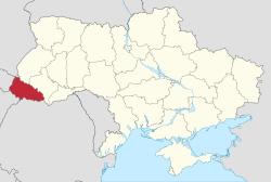 Aizkarpatu apgabals Rietumukrainā