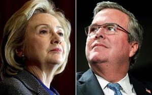 Hilarija klintone, Džebs Bušs