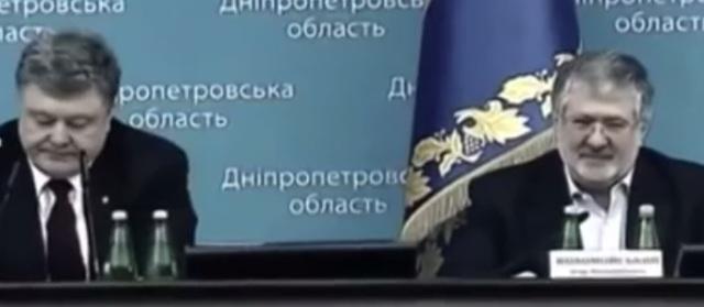 Pjotrs Porašenko ar iesauku Porahs un Igors Kolamoiskis ar iesauku Beņa