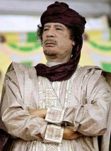 Muamārs Kadafi