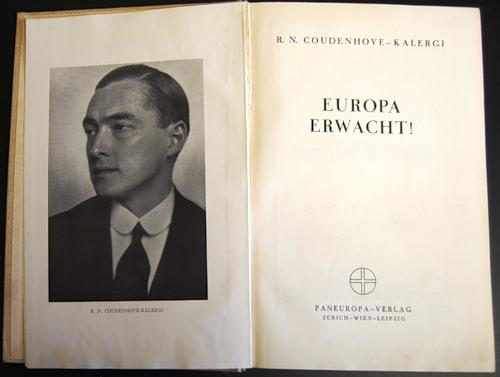 Rihards Kudenhovs – Kalergi