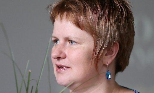 Dace Balode (Latvijas Universitātes Teoloģijas fakultātes dekāne)