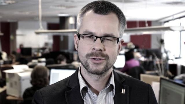 Gundars Rēders (LTV žurnālists)
