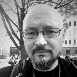 Ivars Neiders (Rīgas Stradiņa universitātes docents, lasa lekcijas par bioētikas un pētniecības ētikas problēmām)