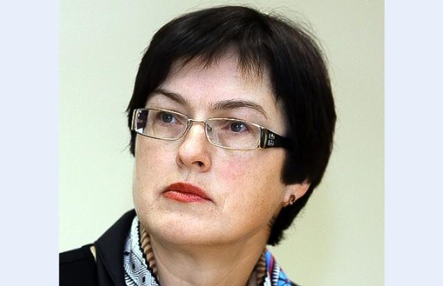 """Iveta Ķelle (""""Papardes zieds"""" valdes priekšsēdētāja)"""