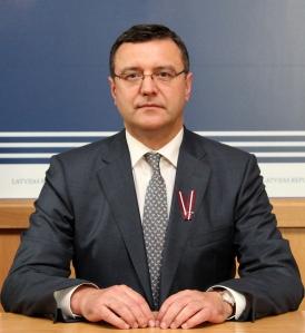 """Jānis Reirs (Labklājības ministrs, """"Vienotība"""")"""