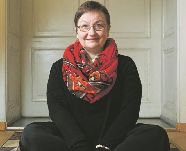 Laima Geikina (Latvijas Universitātes Teoloģijas fakultātes profesore)