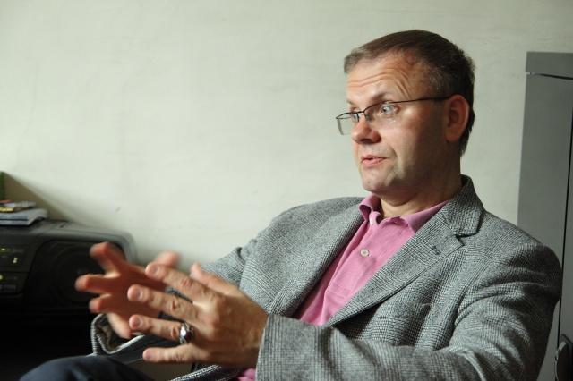Valdis Tēraudkalns (Latvijas Bībeles biedrība)