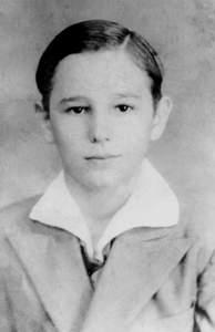 Fidels Kastro 1936.gadā