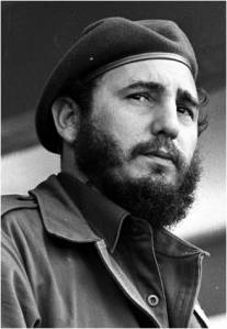 Fidels Kastro 1961.gada decembrī
