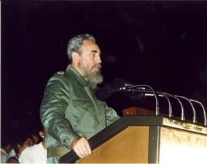 Fidels Kastro 1991.gadā