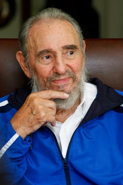 Fidels Kastro 2009.gadā