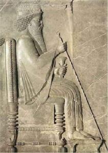 Persijas valdnieks Dārijs I