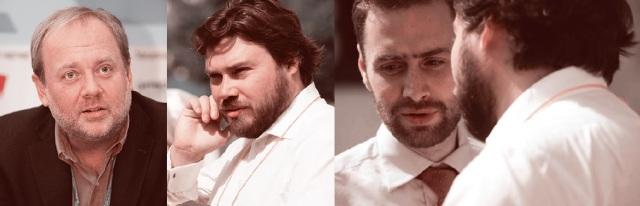 Boriss Jordans, Konstantīns Malofejevs, Jevgēnijs Jurjevs