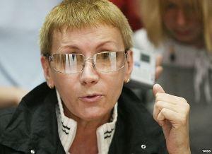 Aleksandra Dugina bijusī sieva, Krievijas LGBT kustības aizsācēja Jevgēnija Debrjanska