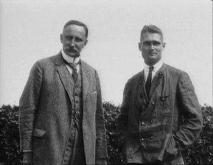 Karls Haushofers un Rūdolfs Hess
