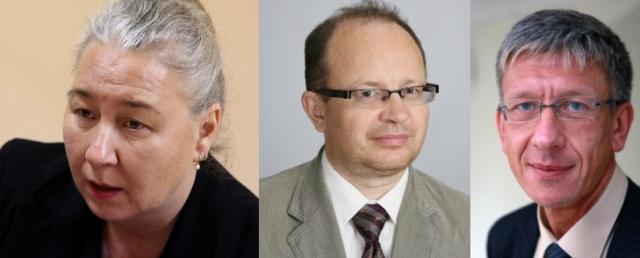 Ilona Kronberga, Artūrs Utināns, Andrejs Judins